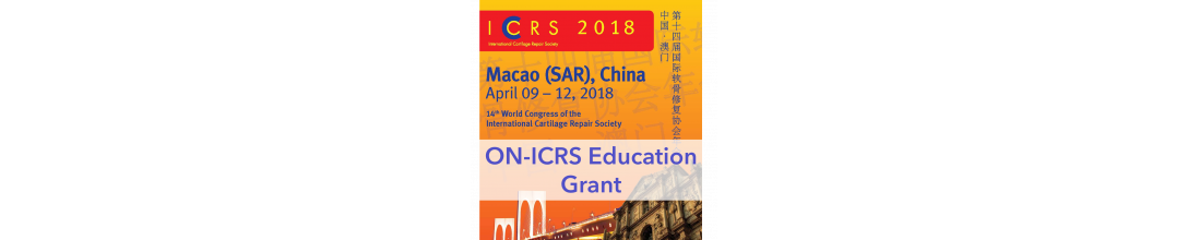 ICRS & ON Scholarships for Macau
