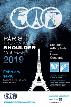 Paris International Shoulder Course 2019
