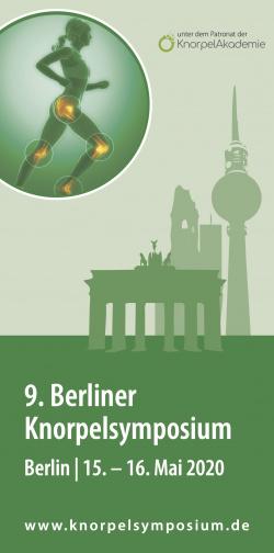 9. Berliner Knorpelsymposium