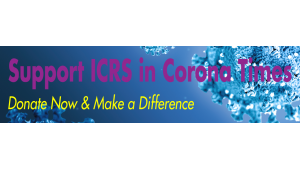 Donate to the ICRS Fundraising Initiative in Corona Times