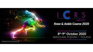 ICRS Approved Knee & Ankle Course Poland
