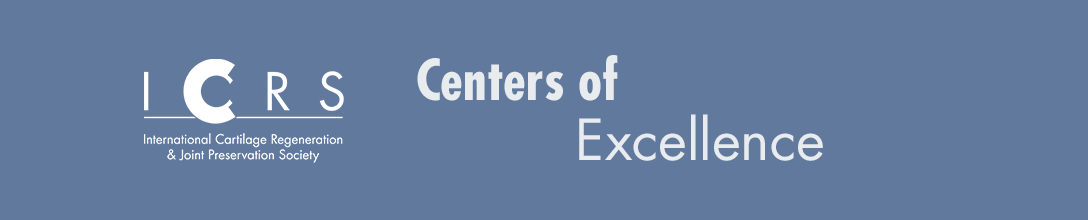 Become an ICRS Center of Excellence