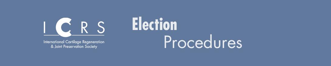 Election Procedures