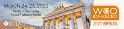 WCO-IOF-ESCEO 2022 – World Congress on Osteoporosis, Osteoarthritis & Musculoskeletal Diseases