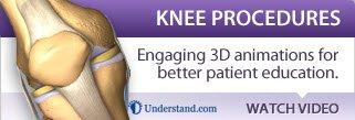 Knee Video Banner