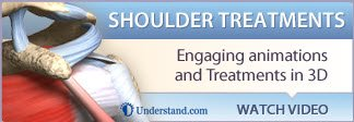 Shoulder banner sidebar